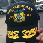 USS Green Bay cap